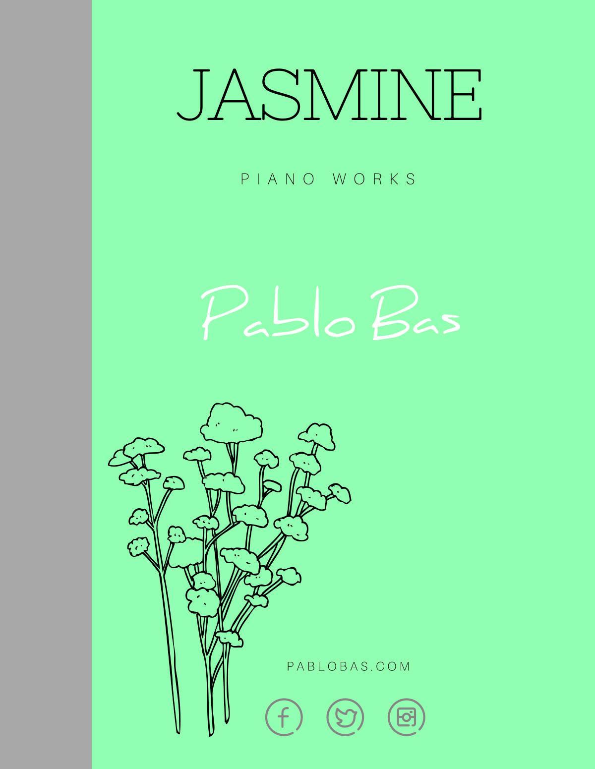 Jasmine pablo bas partitura piano