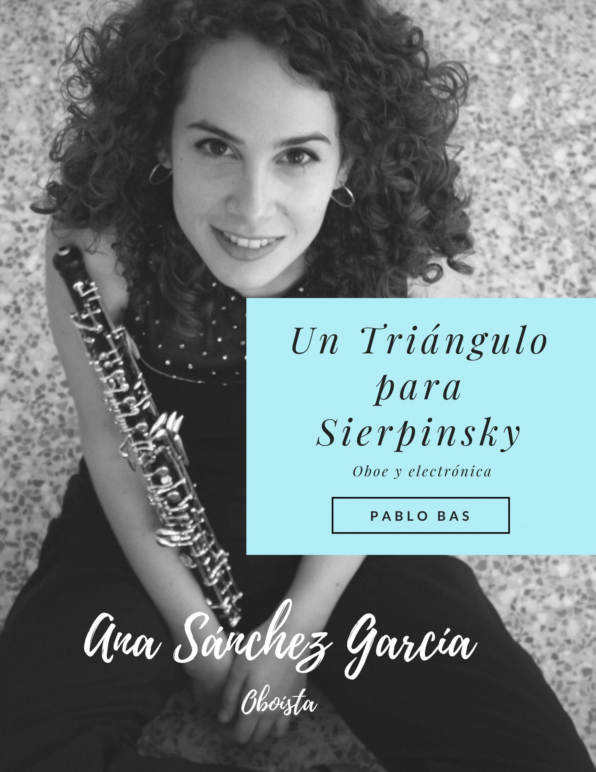 Partitura Oboe Ana Sánchez